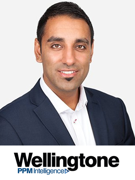Baz Khinda - Director - Wellingtone PPM - FuturePMO 2018 Speaker