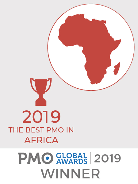 Best PMO in Africa - PMO Global Awards 2019