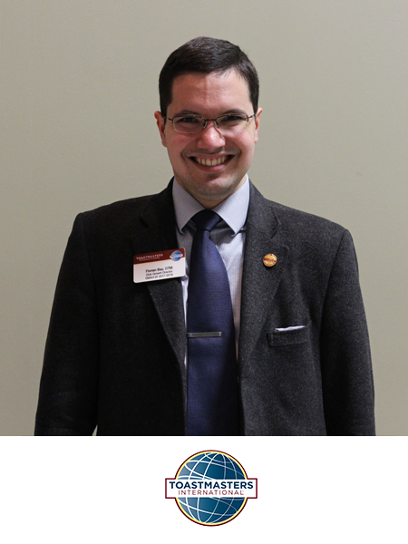 Florian Bay - Toastmasters International