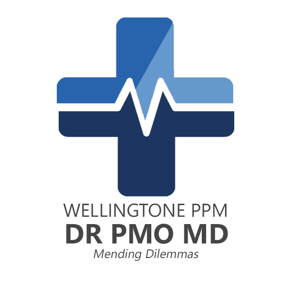 Dr PMO MD (Mending Dilemmas) - FuturePMO by WellingtonePPM