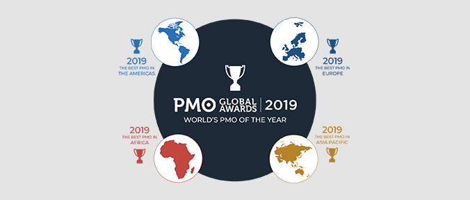 PMO Global Awards 2019 - FuturePMO by WellingtonePPM