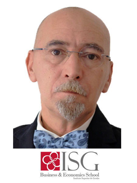 Paulo Finuras - ISG Business & Economics School - FuturePMO 2019 Speaker