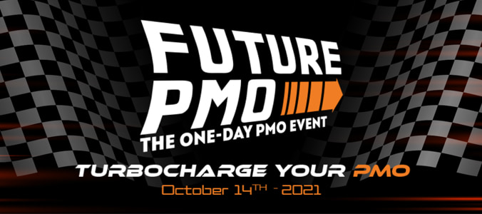 FuturePMO 2021 - Supercharge Your PMO